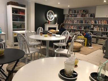Vanilla Black Coffee and Books