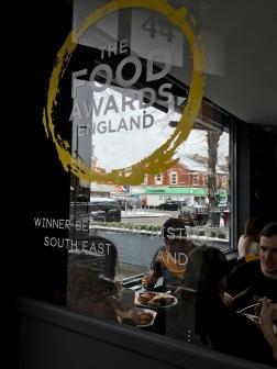 The Food Awards England Café YOLK