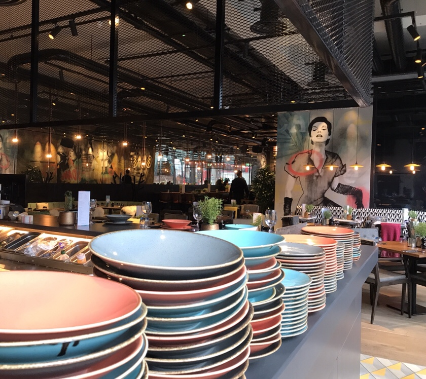 Cool Places In London For Lunch: Lunch At The Allegory, Shoreditch London