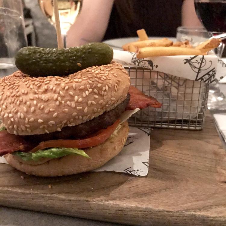 Smokey burger (df)