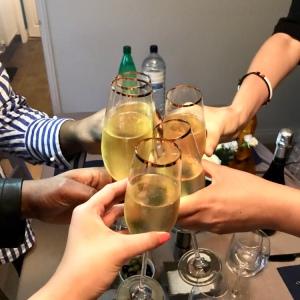 Cheers at AllChefs Ltd