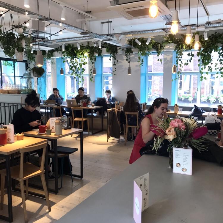 Farm Girl Cafe Soho
