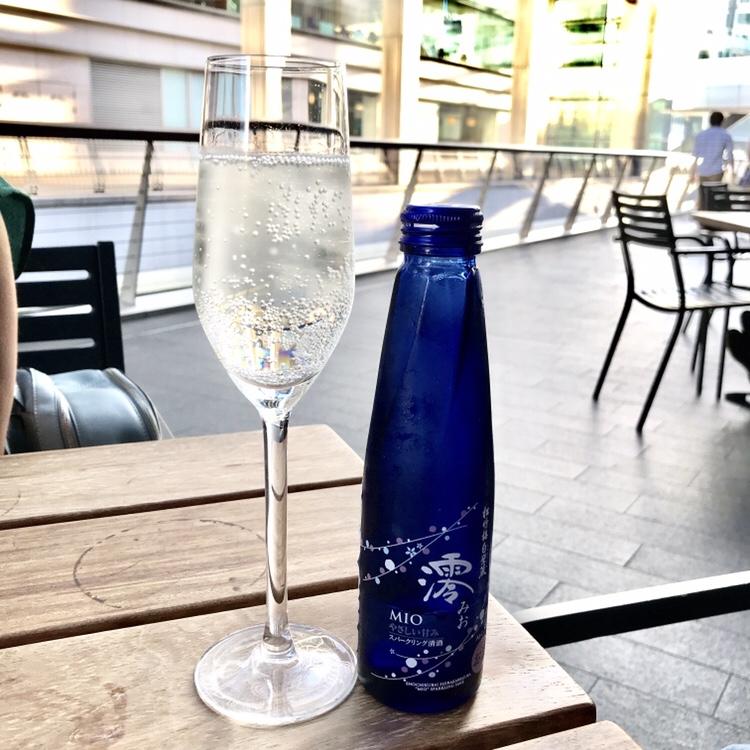 Mio Sparkling Sake