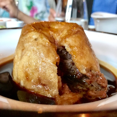 Oxtail & Kidney Pudding