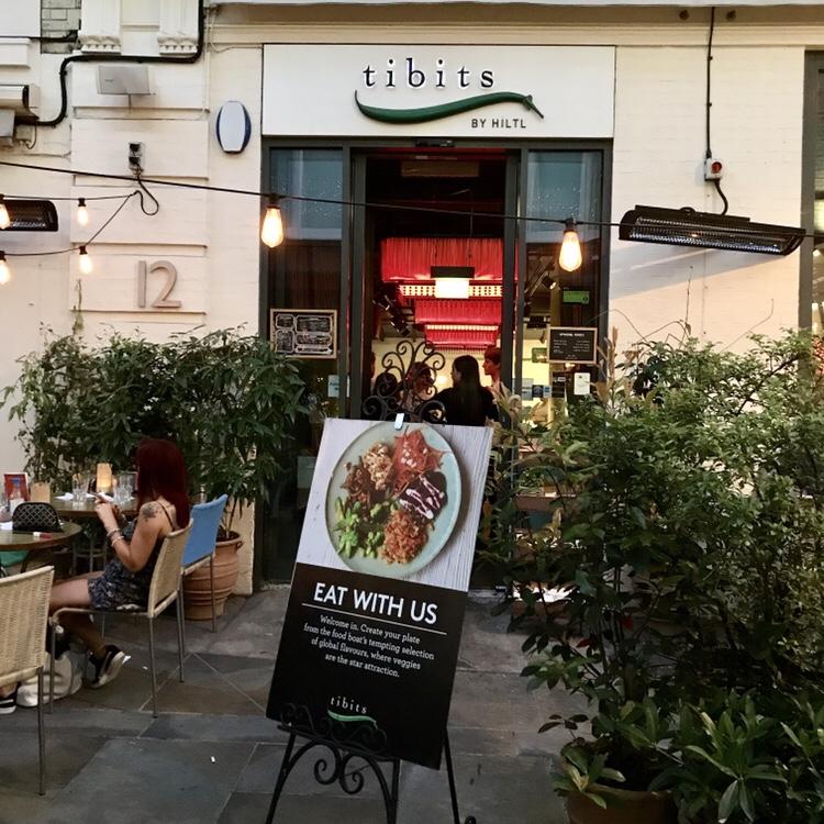 Tibits Heddon Street