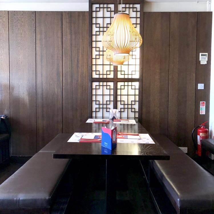 Hana's authentic decor