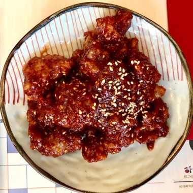 Hana Sticky Chicken