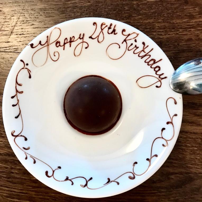Birthday Plate