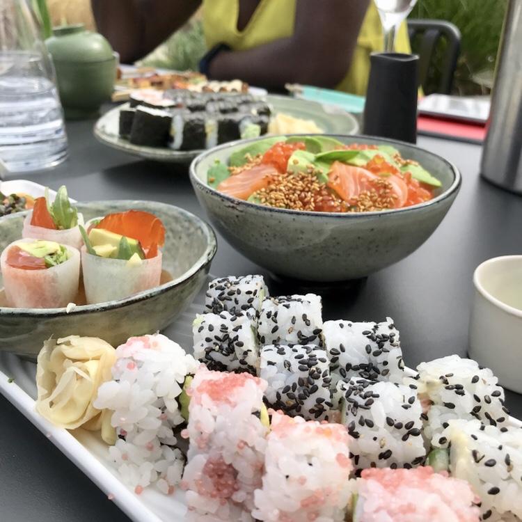 Feast at Sticks'n'Sushi Oxford
