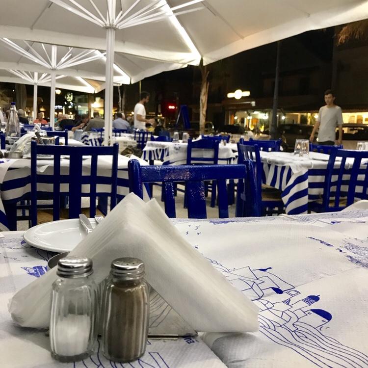 Kalafatis Restaurant, Greece