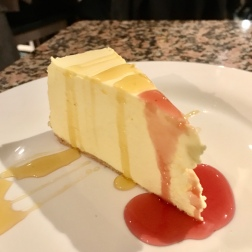 Orange & Lemon Cheesecake