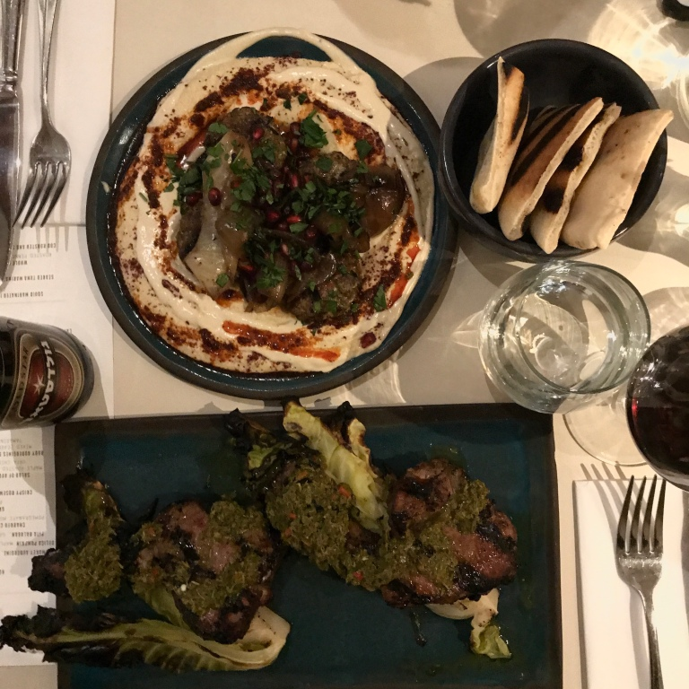 Dinner Date at Delamina Marylebone