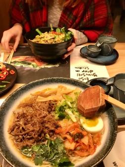 new tantanmen beef brisket ramen
