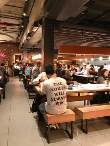 Wagamama's Southbank