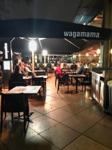 Wagamama's Southbank
