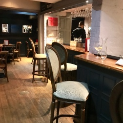 Valpy Street Brasserie bar