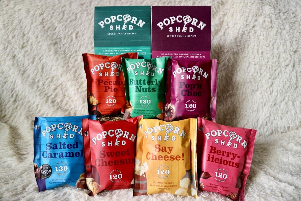 Indulgent Popcorn 'Shed'