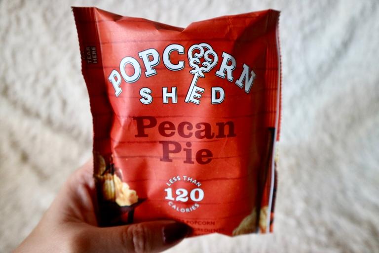 Pecan Pie Popcorn Shed