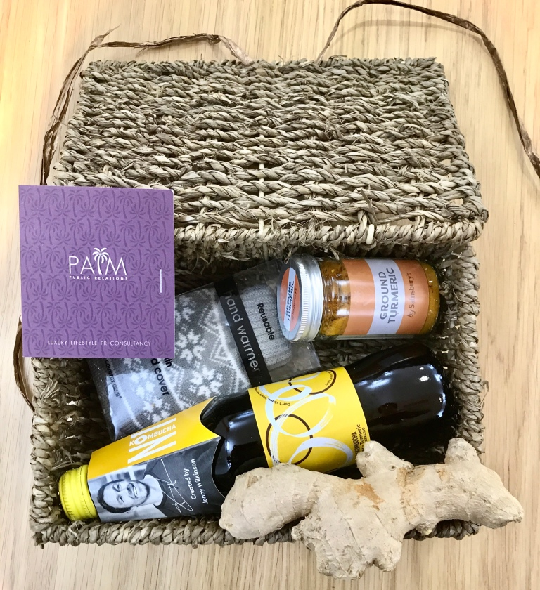 No.1 Kombucha Winter Care Package