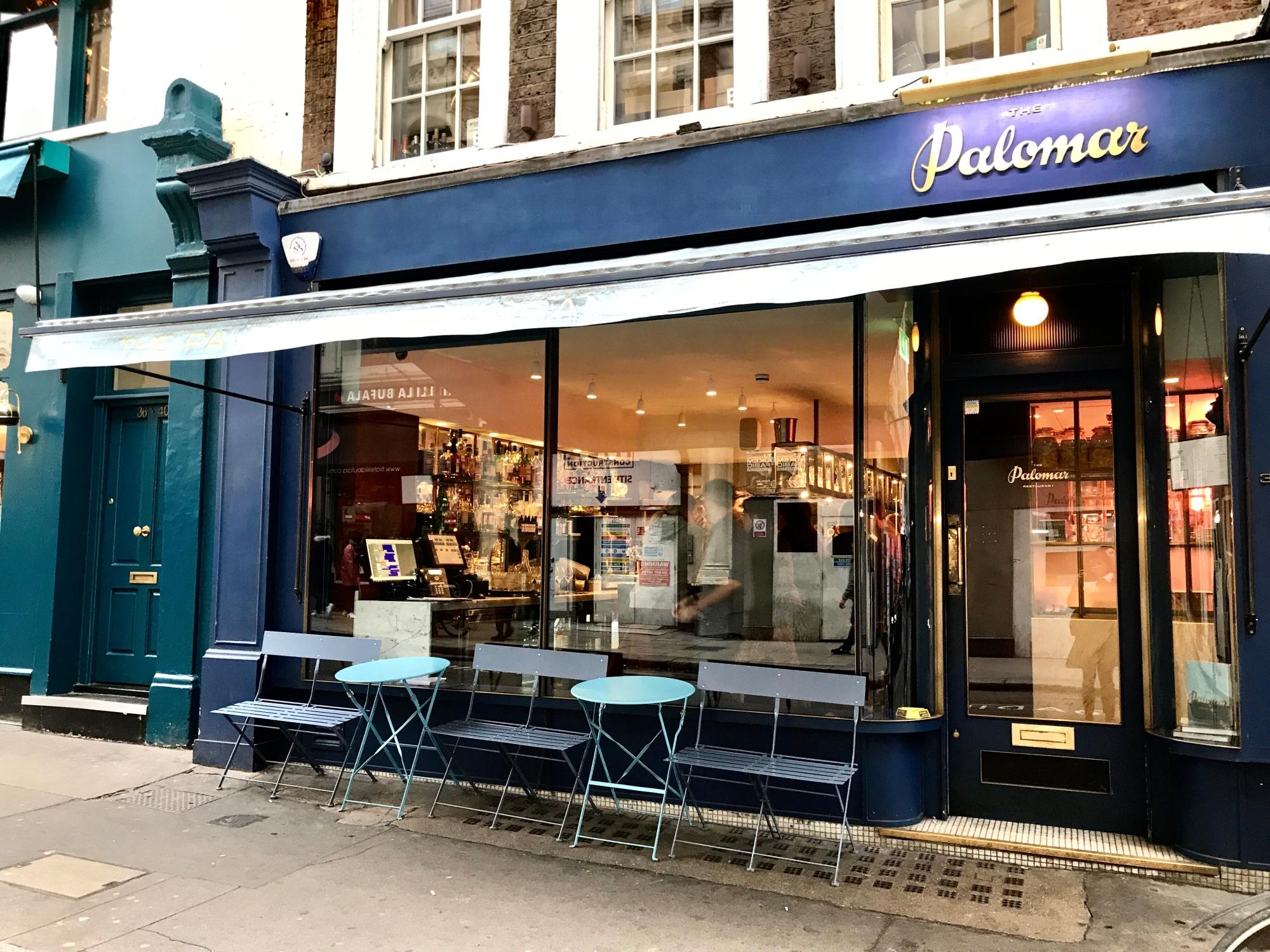 The Palomar, Soho London
