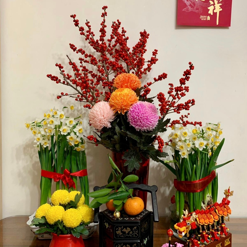 Chinese New Year Decoration 2019