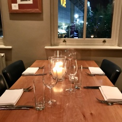 London Street Brasserie, Reading Berkshire