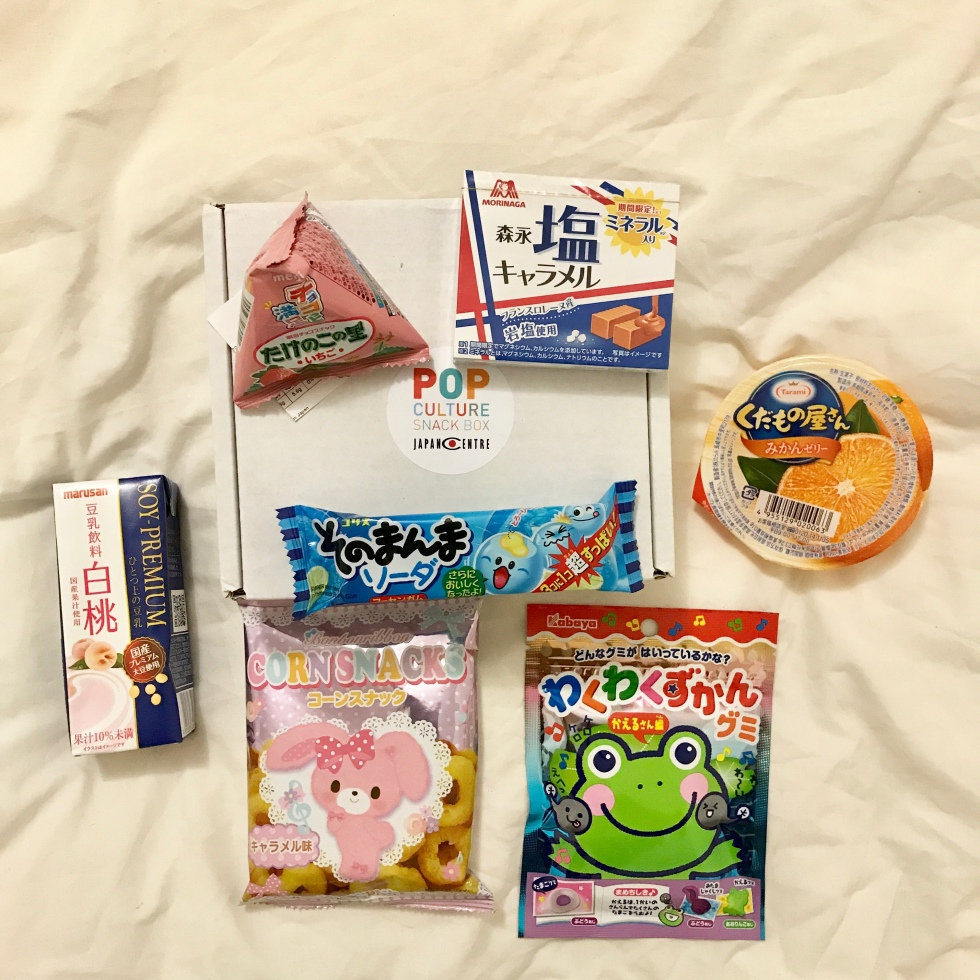January MINI Subscription Box