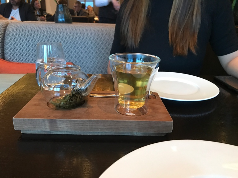Loose Jasmine Tea at Dinner By Heston Blumenthal