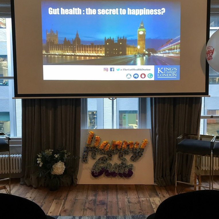 Gut Health presentation by Dr Megan Rossi