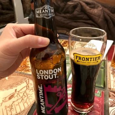 London Stout Meantime