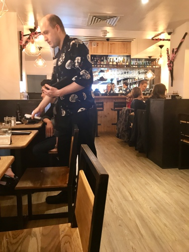 Hot Stone Steak and Sushi Bar