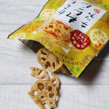 Sokan Karashi Mustard Lotus Root Crisps