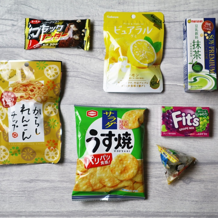 March Mini Subscription Snacks 2019