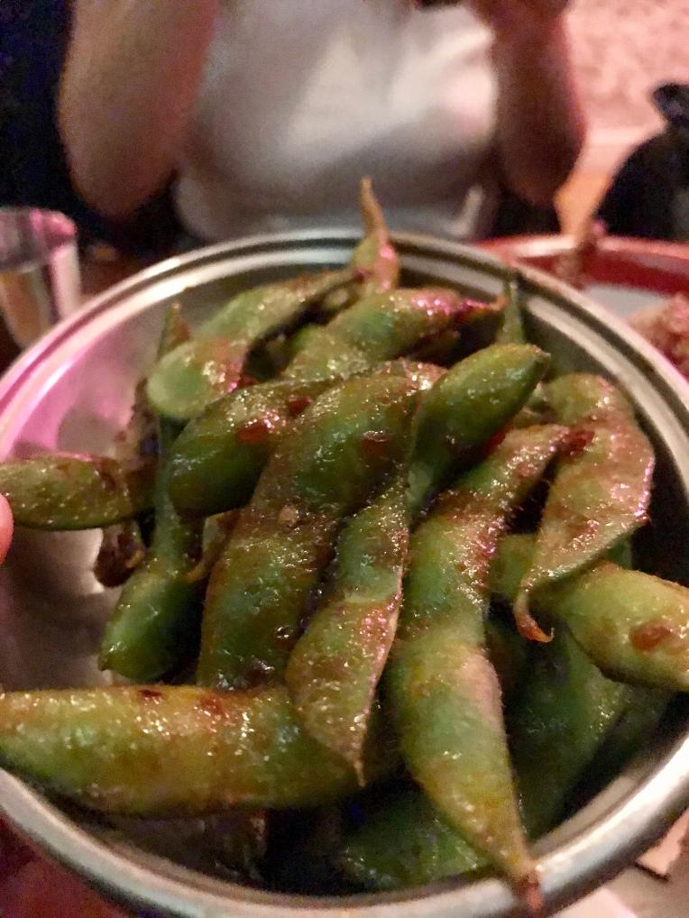 Edamame – Sweet Chilli Soy