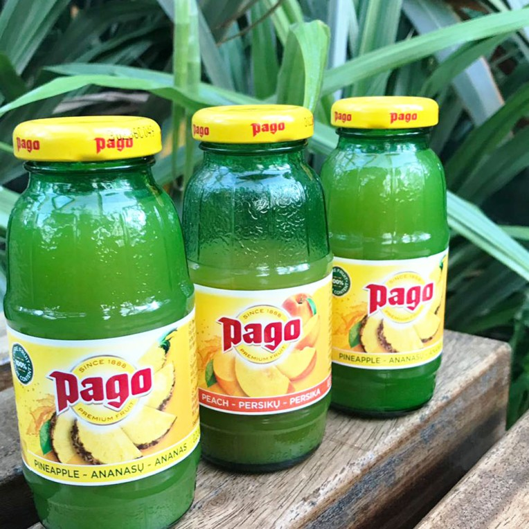 Pago Premium Fruit Juice