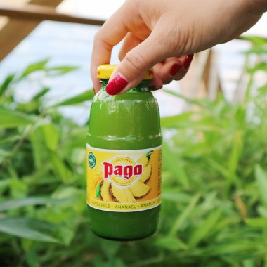 Pineapple Pago Juice