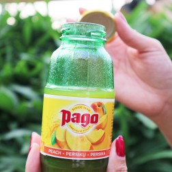 Peach Pago Juice