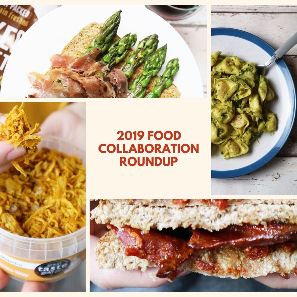 2019 Food Collaboration Roundup