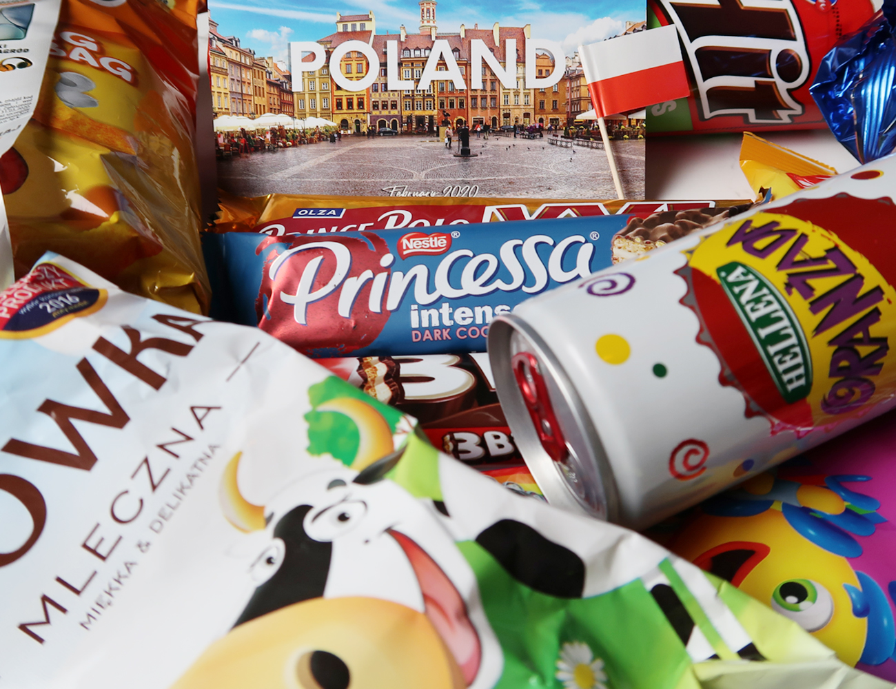 Polish Snacks