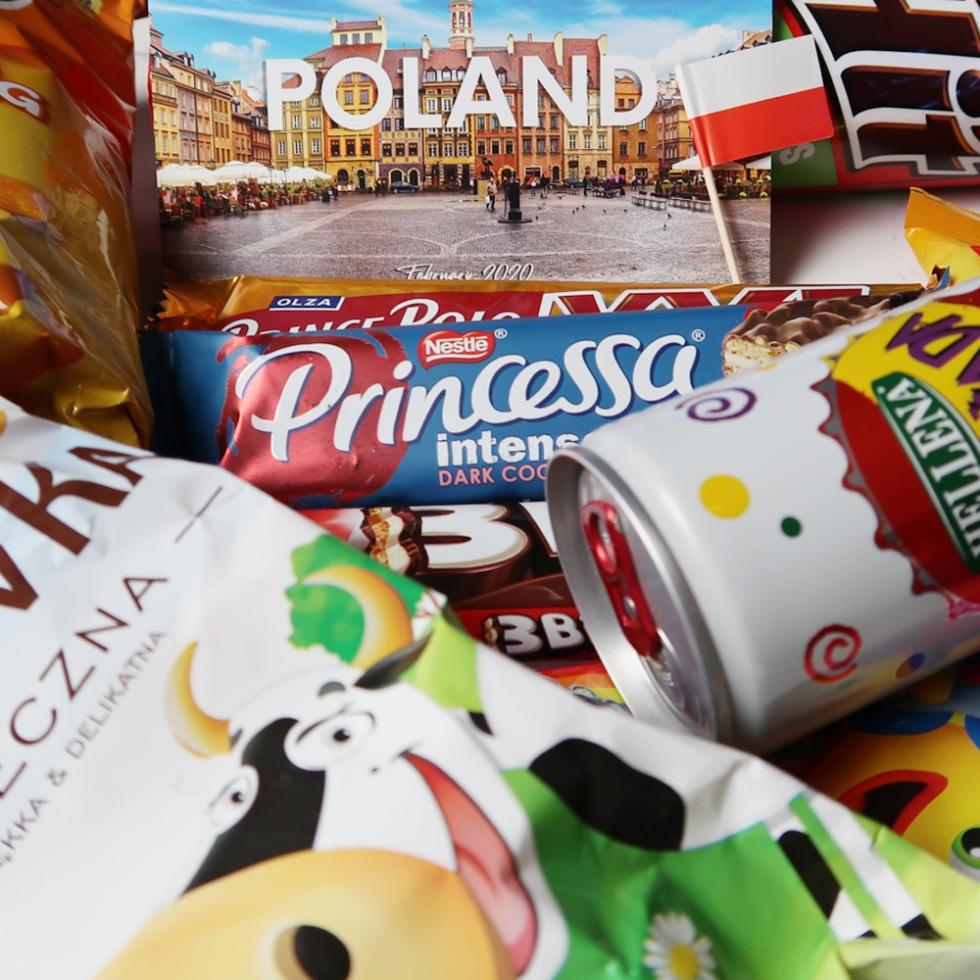 Polish Snacks