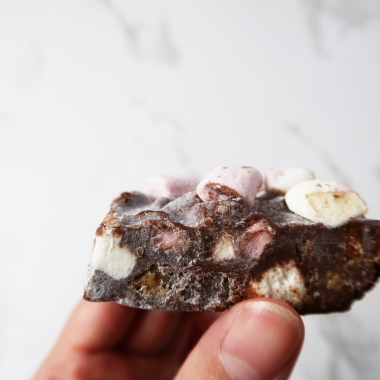 Rocky Road side view