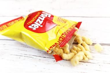 Cheesy crisps