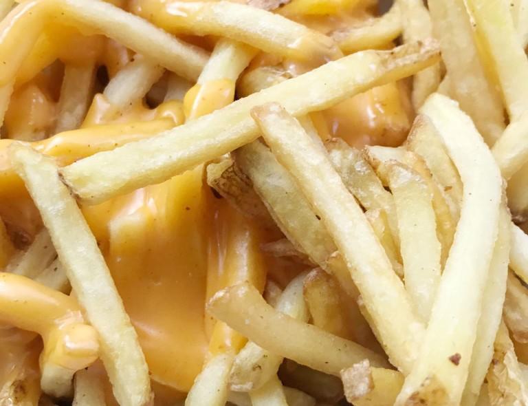 Vegan Cheesy Chips