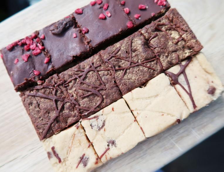 Bad Brownies Box of 12 Vegan & GF