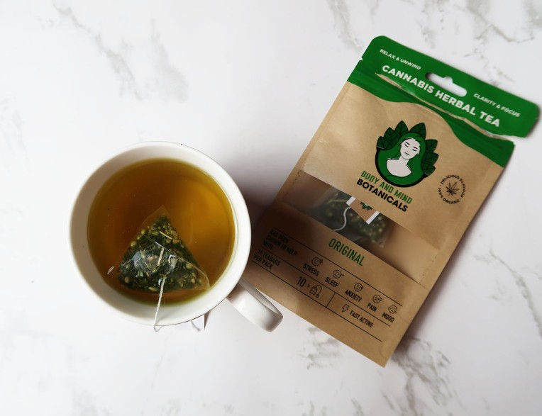 CBD Original Tea