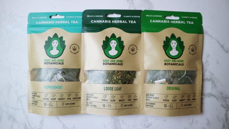 Tea CBD UK